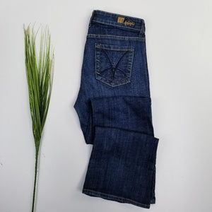 Kut from the Kloth Boot Cut Jeans  VGC